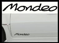 FORD MONDEO CAR BODY DECALS